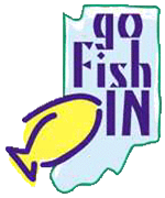 Go Fish IN logo