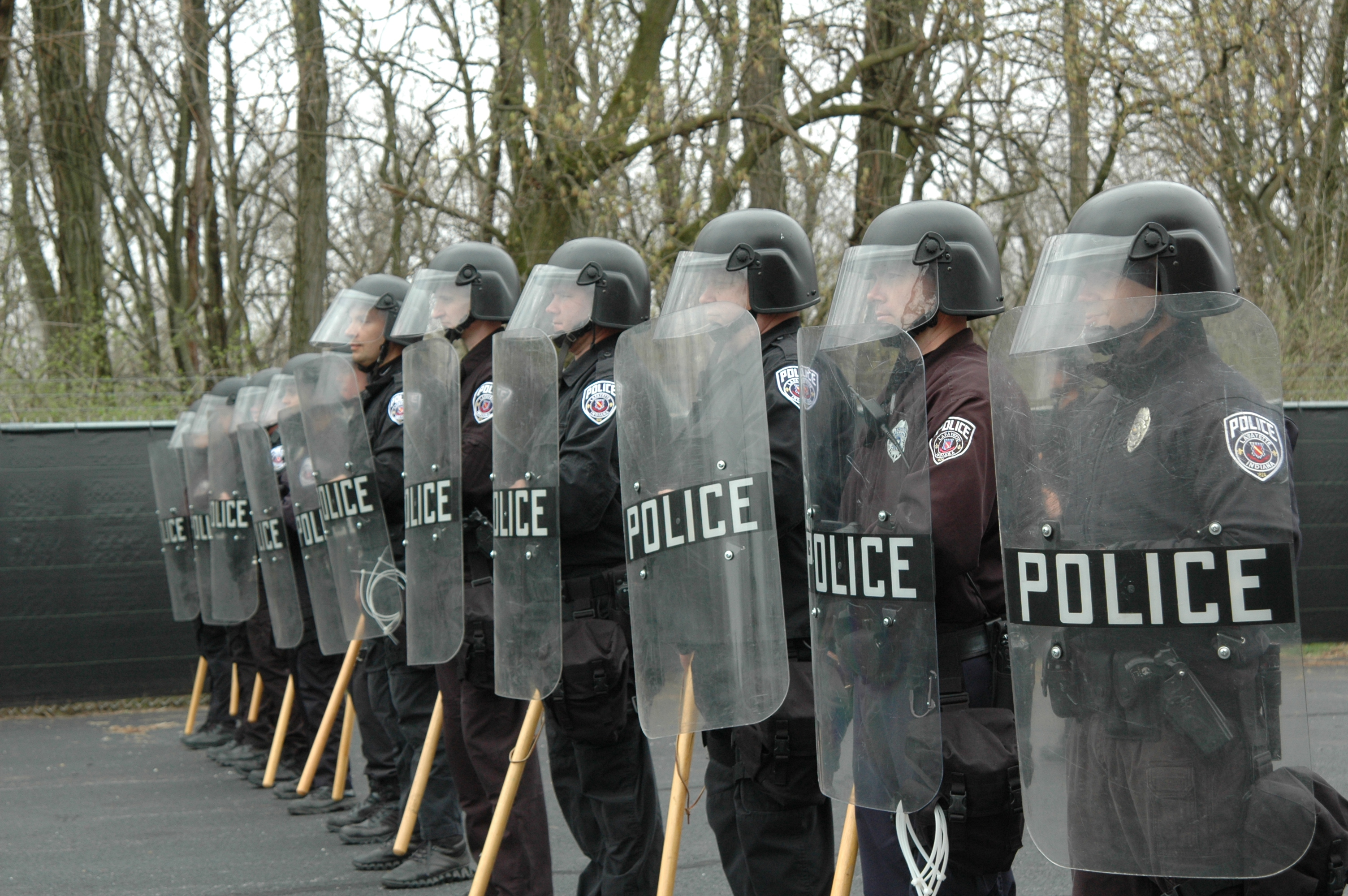 Civil Disturbance Unit