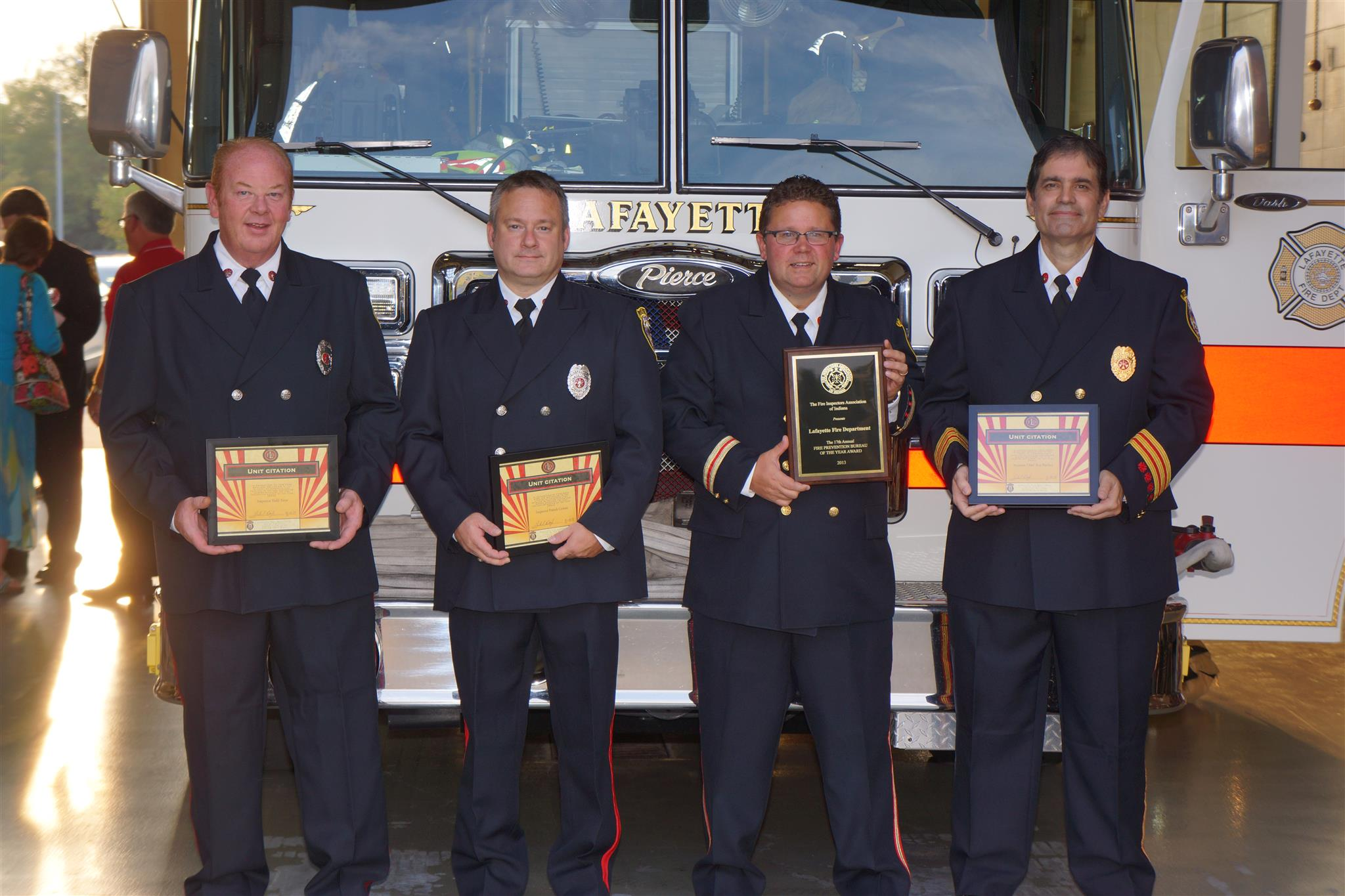 Fire Prevention Bureau of the Year 2013.jpg