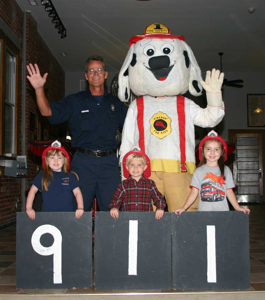 911 and Sparky