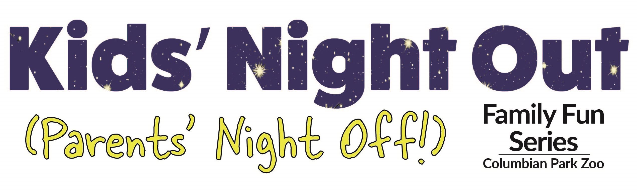 Kids Night Out Logo